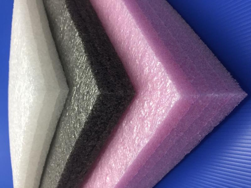 Placas de espuma para embalagem