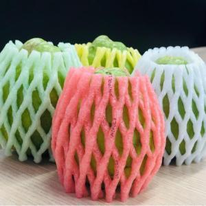 Rede de espuma epe para frutas